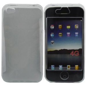 Clear Crystal Case Cover for iPhone 4