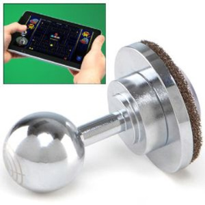 Joystick-It Arcade Game Stick for iPad 2 iPad Android Tablets