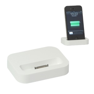 Desktop Cradle Dock Charger Stand for iPhone 4 4S