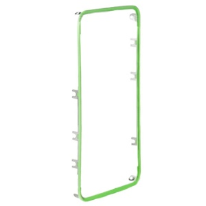 Green Middle Digitizer Frame Bezel Replacement for iPhone 4 4G