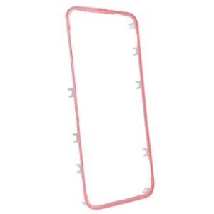 Pink Middle Touch Screen Digitizer Frame Bezel Replacement for iPhone 4