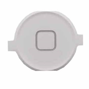Replacement White Home Button Key for iPhone 4 4G