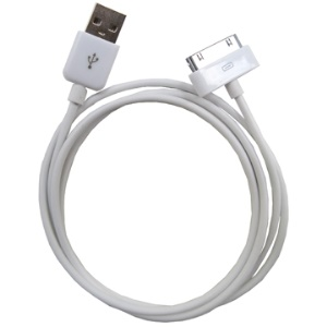 USB 2.0 Data Sync Charger Cable for iPhone 4S 4 3GS 3G 2G iPad iPod Series (High Quality)