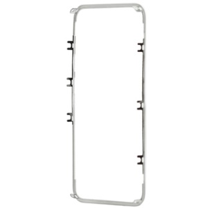 White Touch Screen Digitizer Bezel Frame for iPhone 4 CDMA (OEM)
