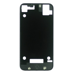 Black Back Housing Frame Bezel Classis for Apple iPhone 4 CDMA (OEM)
