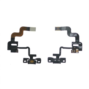 iPhone 4 CDMA Light Proximity Sensor Flex Cable Ribbon with Power Button Switch Original