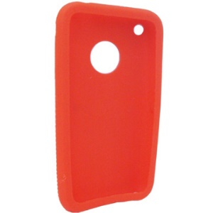Fingerprint Silicone Case Cover for iPhone 3GS/3G