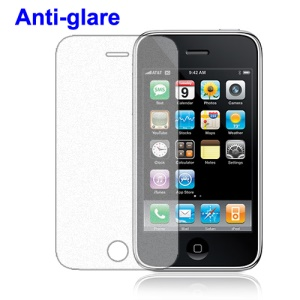 Anti-glare Matte Screen Protector Shield for iPhone 3GS/3G
