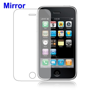Mirror Screen Protector Guard Film for iPhone 3G/3GS