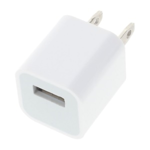 Mini USB Power Adapter for iPhone 5 4S 4 3GS 3G 2G iPod - US Plug