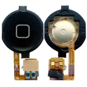 2 in 1 Controller Button + Home Key Button PCB Membrane Flex Cable for iPhone 3G