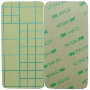 Adhesive 4 Sides Strip Tape for iphone 3G Digitizer and Chassis