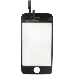 Digitizer Touch Screen Replacement for iPhone 3G (Spare Glass Screen for Repair)