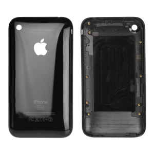 iPhone 3G 16GB Back Cover Housing Replacement - Black