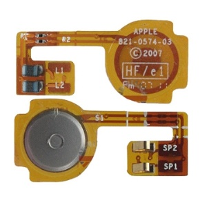 iPhone 3G Home Button Circuit Flex Cable
