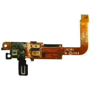 Set (or Combo) of iPhone 3G Sensor Flex Cable with Earpiece Camp Metal