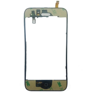 iPhone 3G LCD &amp; Touch Screen Frame Assembly Replacement