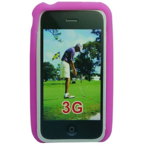 Tyre Style Silicone Case for iPhone 3GS/3G