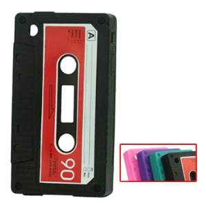 Innovative Tape Style Silicone Case for iPhone 3G/3GS
