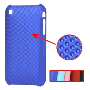 Frosted Dream Mesh Case Hard Cover for iPhone 3G/3GS