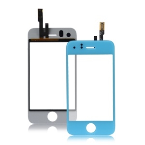 iPhone 3GS Digitizer Touch Screen Replacement - Baby Blue