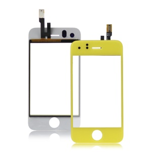 iPhone 3GS Digitizer Touch Screen Replacement - Yellow
