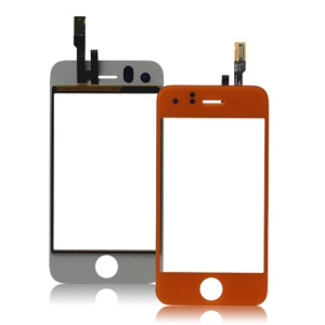 iPhone 3GS Touch Screen Digitizer Replacement - Orange