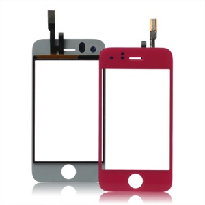 iPhone 3GS Digitizer Touch Screen Replacement - Rose