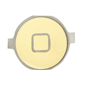 Electroplating For iPhone 3GS/3G Home Button Replacement - Gold