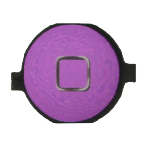 Electroplating For iPhone 3GS/3G Home Button Replacement - Purple