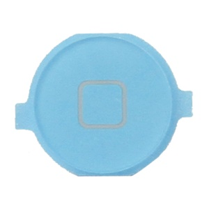Home Button Key Replacement for iPhone 3GS/3G - Baby Blue