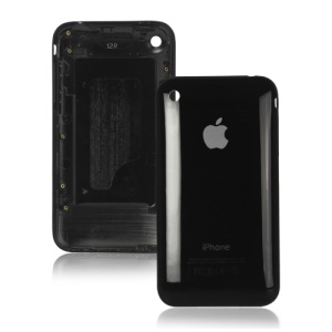 Replacement Back Cover Housing for iPhone 3GS 8GB - Black