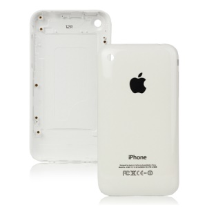Back Cover Housing Replacement for iPhone 3GS 8GB - White