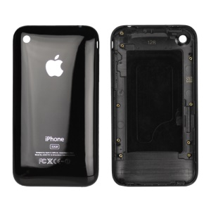 Back Cover Housing Replacement for iPhone 3GS 32GB - Black