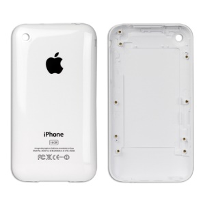 iPhone 3GS 16GB Back Cover Housing Replacement - White