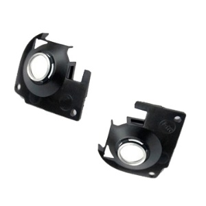 iPhone 3GS Camera Module Lens Cover with Chrome Ring