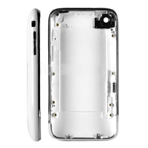 iPhone 3GS 32GB Back Cover Housing with Mid Bezel - White