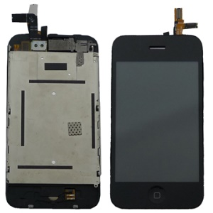 Replacement LCD Digitizer Assembly Parts for iPhone 3GS