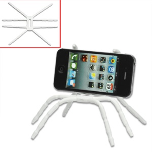 Flexible Spider Stand Holder Grip for iPhone Smartphones Camera MP3 and etc