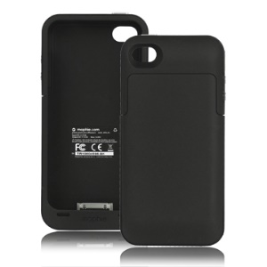 iPhone 4 4G Rechargeable External Battery Case 2000mAh