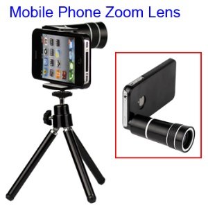 10X Optical Mobile Phone Zoom Camera Lens Telescope