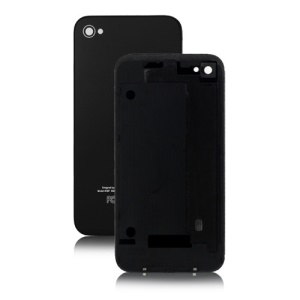 iPhone 4 Back Cover Housing Replacement Original - Black