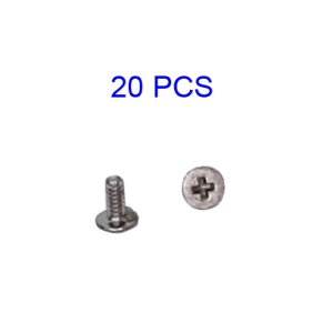 20Pcs/Set Screws Replacement for iPhone 4 Battery Lock Buckle Holder