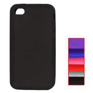 Stylish Soft Silicone Case for iPhone 4 CDMA iPhone 4S