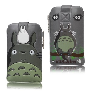 Galesaur PU Leather Pouch Case Cover for iPhone 5 4S 4 iPod Touch HTC One V