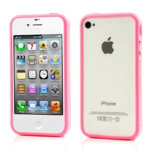 Transparent / Pink