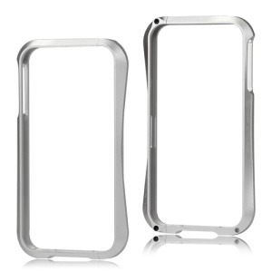 Deff Cleave Metal Blade Bumper Frame Case for iPhone 4 4S - Silver