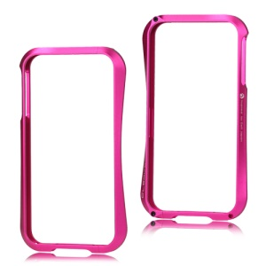 Deff Cleave Metal Blade Bumper Frame Case for iPhone 4 4S - Rose