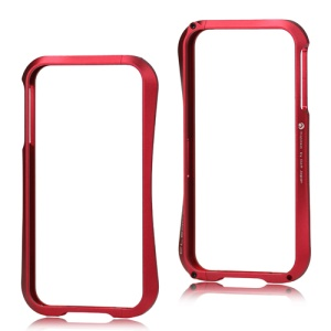 Deff Cleave Metal Blade Bumper Frame Case for iPhone 4 4S - Red