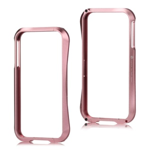 Deff Cleave Metal Blade Bumper Frame Case for iPhone 4 4S - Pink